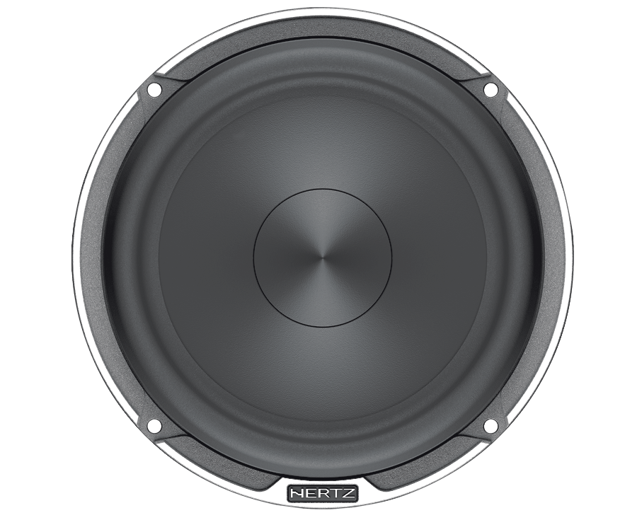 Hertz MP 165.3 Linea Mille Pro Coppia Woofer 180W 165MM 16,5cm V-Cone